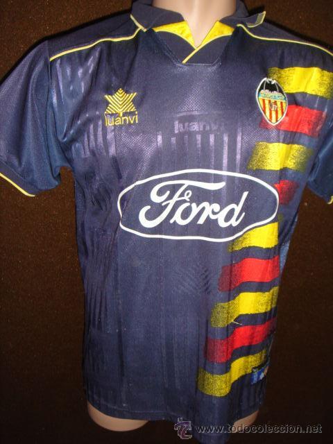 camisetas de futbol Valencia CF en venta