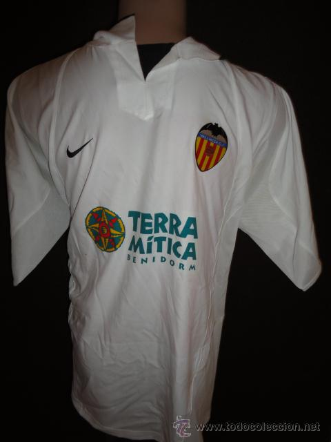 ropa Valencia CF venta