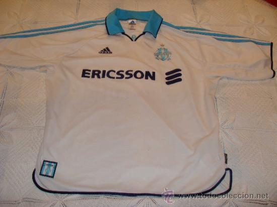Camiseta Olympique de Marseille venta