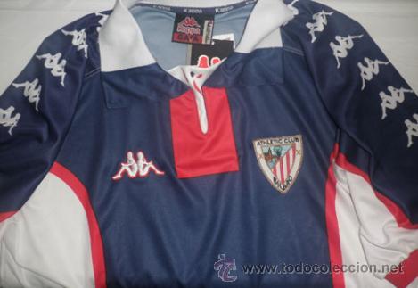 Camiseta Athletic Club Bilbao - Kappa - Nueva con etiquetas - Temporada  1998 - Talla L 7dc1622b10039
