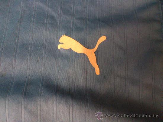 Coleccionismo deportivo: Camiseta Arbitro Puma Talla M Comite de arbitros 1921-1996 Real federacion española de futbol - Foto 5 - 35433156