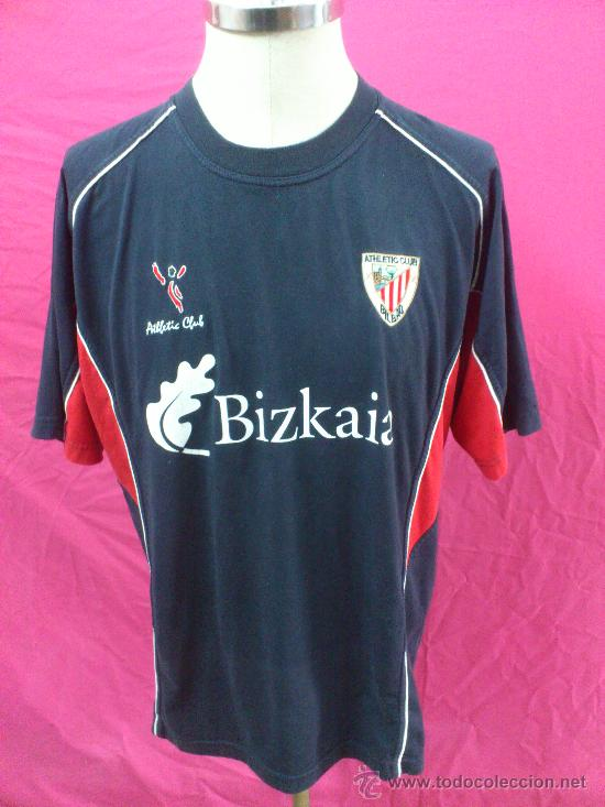 camisetas de futbol Athletic Club online