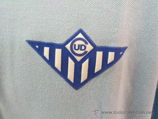 Coleccionismo deportivo: CAMISETA POLO NIKI NIKY FUTBOL ORIGINAL BEMISER. UNION DEPORTIVA CASETAS. ZARAGOZA. TALLA XL - Foto 2 - 36218820