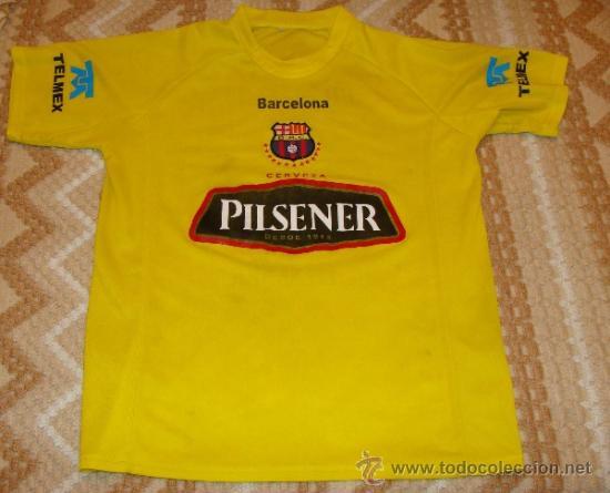 camiseta del barcelona sporting club de guayaqu - Comprar Camisetas ... 512f989f8de