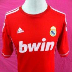 Sports collectibles - CAMISETA FUTBOL ORIGINAL ADIDAS REAL MADRID BWIN. 7 RONALDO. TALLA XL - 36653643