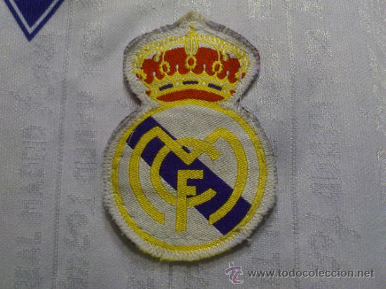 Coleccionismo deportivo: Camiseta Real Madrid Teka Taquy Talla 16 - XS - Foto 4 - 37167438