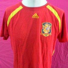 Sports collectibles - CAMISETA FUTBOL ORIGINAL ADIDAS. SELECCION ESPAÑOLA. 7 DAVID VILLA.TALLA XL. - 37200195