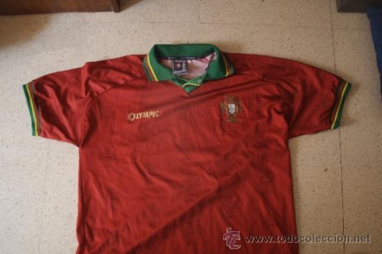 Camiseta marca olympic oficial de portugal tall - Vendido en Venta ... d056aa205aeb4