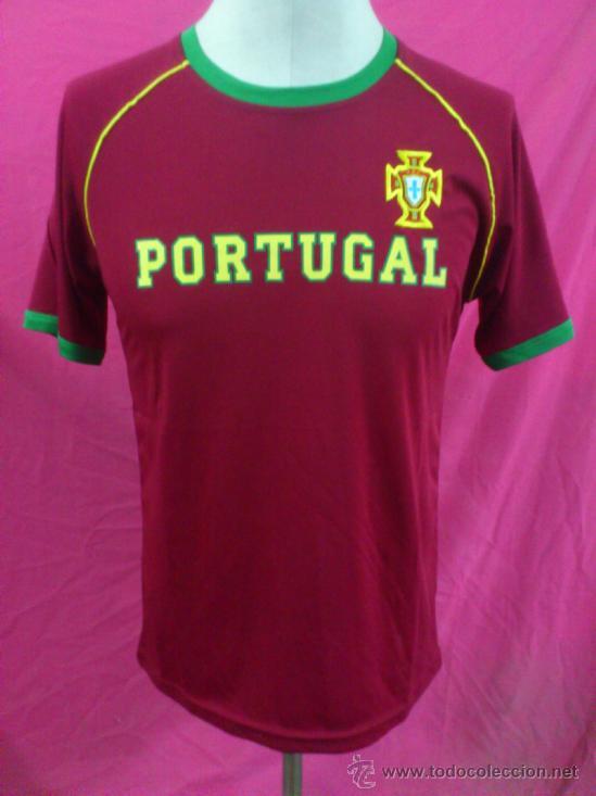 58243e7c0c camiseta futbol portugal