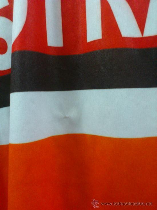 Coleccionismo deportivo: CAMISETA FUTBOL PORTERO. LA ESQUINA DE MEKATO. SOTRAUR... . - Foto 2 - 38216839