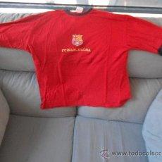 Coleccionismo deportivo: CAMISETA MANGA LARGA FC BARCELONA TALLA XL - OFICIAL!!NO IMITACIÓN¡¡. Lote 38498683
