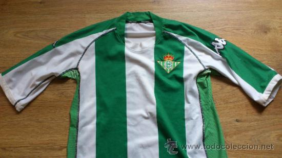 comprar camiseta Real Betis venta