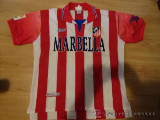 uniforme Atlético de Madrid venta