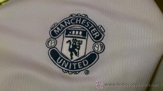 Coleccionismo deportivo: Camiseta de futbol Umbro del Manchester united Vodafone Talla XXL - Foto 4 - 38865496