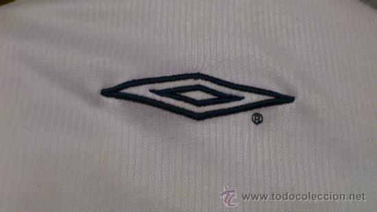 Coleccionismo deportivo: Camiseta de futbol Umbro del Manchester united Vodafone Talla XXL - Foto 7 - 38865496