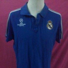 Coleccionismo deportivo: . CAMISETA FUTBOL ORIGINAL ADIDAS REAL MADRID OFICIAL.. Lote 39036615