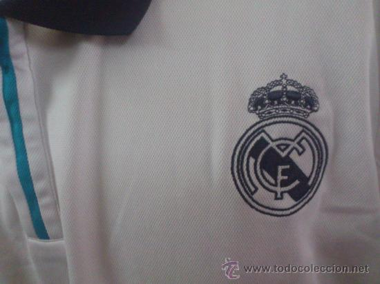 Coleccionismo deportivo: . CAMISETA FUTBOL ORIGINAL ADIDAS REAL MADRID OFICIAL. - Foto 2 - 39036697