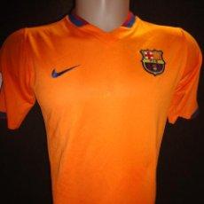 Sports collectibles - CAMISETA FUTBOL ORIGINAL NIKE BARCELONA FC PUYOL TALLA L - 40024231
