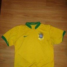 Coleccionismo deportivo: CAMISETA BRASIL NIKE XL . Lote 40159799