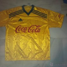 Coleccionismo deportivo: CAMISETA ADIDAS COCACOLA. Lote 40534704