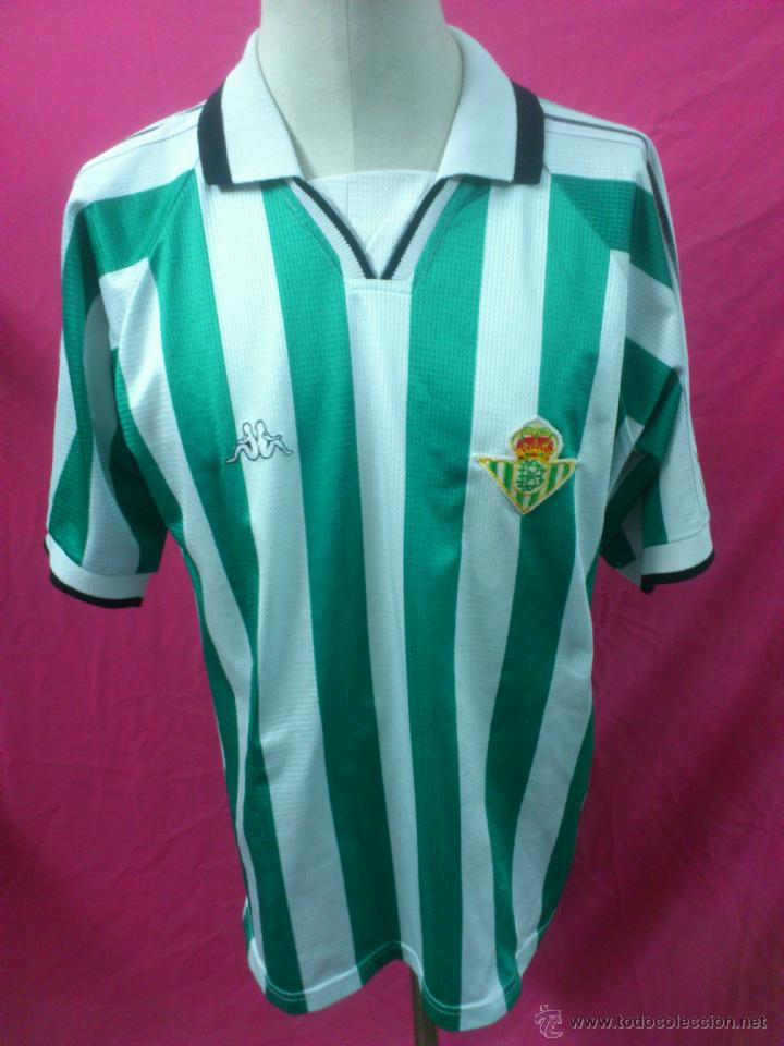 camisetas de futbol Real Betis deportivas