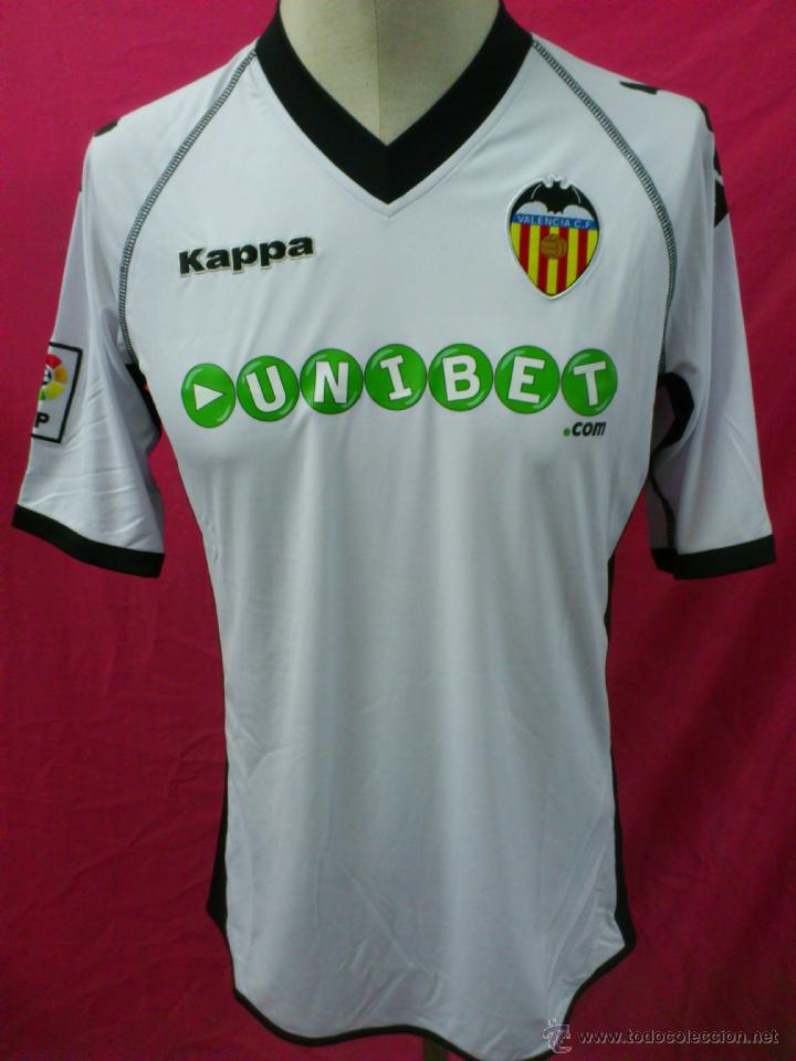 camisetas de futbol Valencia CF nuevas