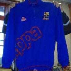 Coleccionismo deportivo: CHAQUETA CHANDAL L KAPPA - FC BARCELONA. Lote 41062711