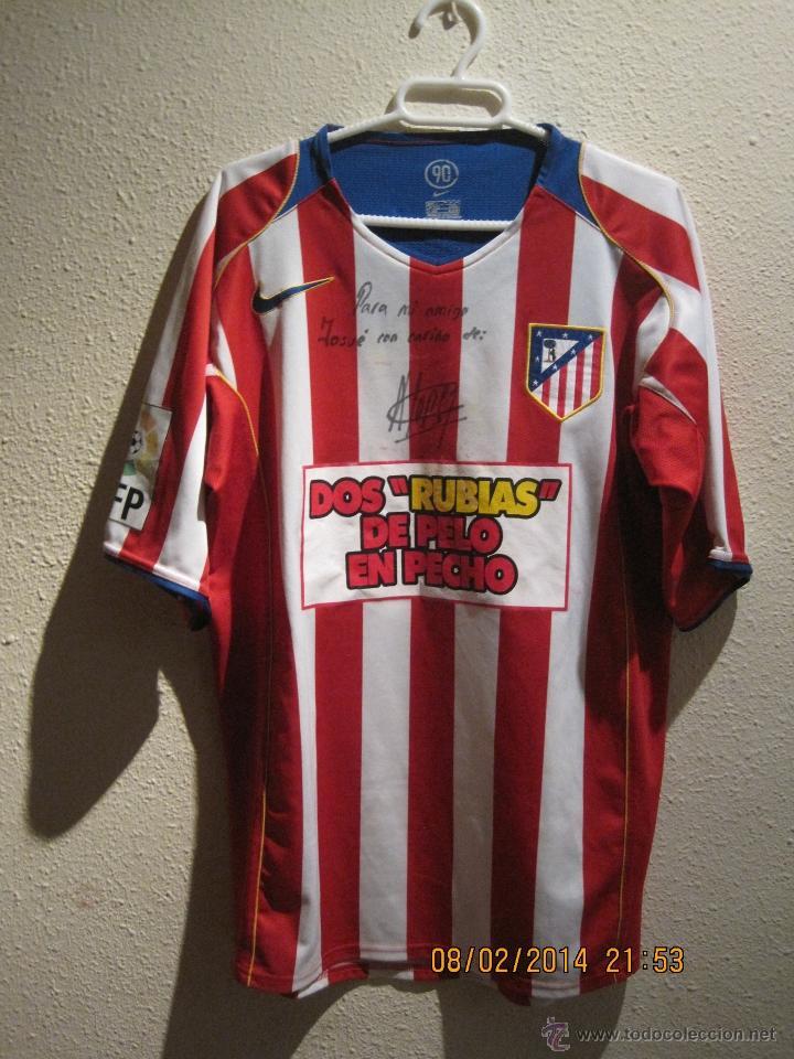 Camiseta Atlético de Madrid futbol