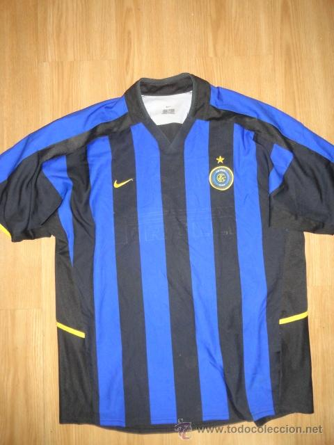 equipacion Inter Milan deportivas