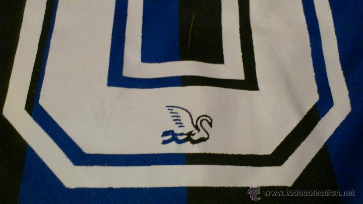 Coleccionismo deportivo: Camiseta De futbol del Inter Pirelli Nike Dj Luigi Dorsal 88 Nike - Foto 5 - 41856105