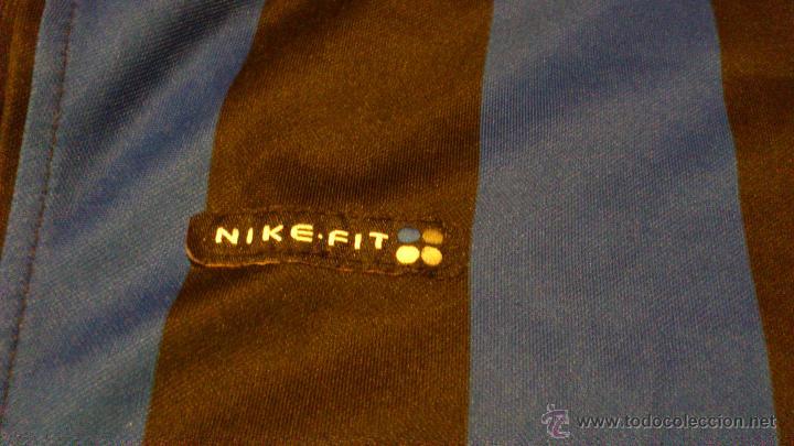Coleccionismo deportivo: Camiseta De futbol del Inter Pirelli Nike Dj Luigi Dorsal 88 Nike - Foto 9 - 41856105