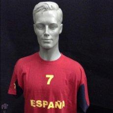 Coleccionismo deportivo: CAMISETA ESPAÑA - TALLA L. Lote 42108260