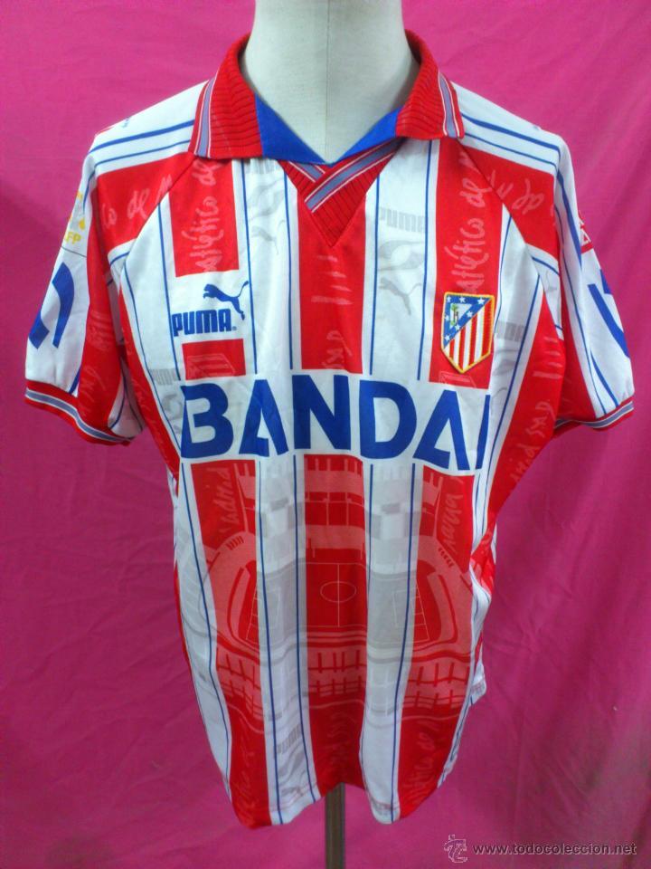 ropa Atlético de Madrid futbol