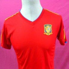Coleccionismo deportivo: CAMISETA FUTBOL PRODUCTO OFICIAL SELECCION ESPAÑOLA. ESPAÑA. TALLA 12. Lote 43465941