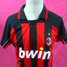 Sports collectibles - CAMISETA FUTBOL ORIGINAL FOOTBALL LEAGUE MILAN DORSAL 22 KAKÀ. TALLA S - 43563175
