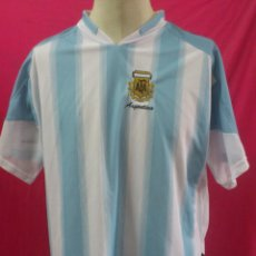 Sports collectibles - CAMISETA FUTBOL ORIGINAL FOOTBALL LEAGUE. SELECION ARGENTINA. AIMAR. TALLA XXL - 43656324