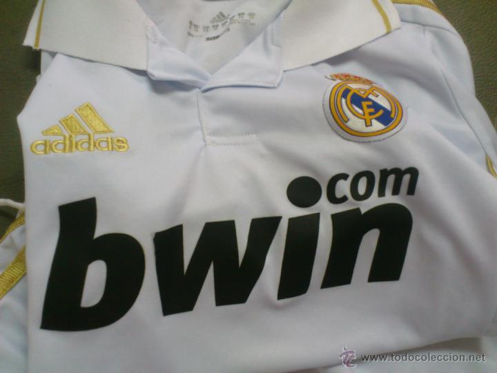 Camisetas Camiseta Original Comprar Adidas Pantalon Futbol Real EqwrEYZ