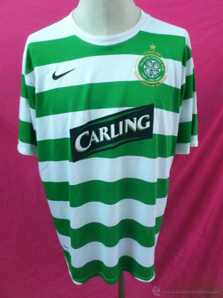 Camisetas Celtic Glasgow Camiseta De Nike Futbol Original Comprar 0q0wtSAZ