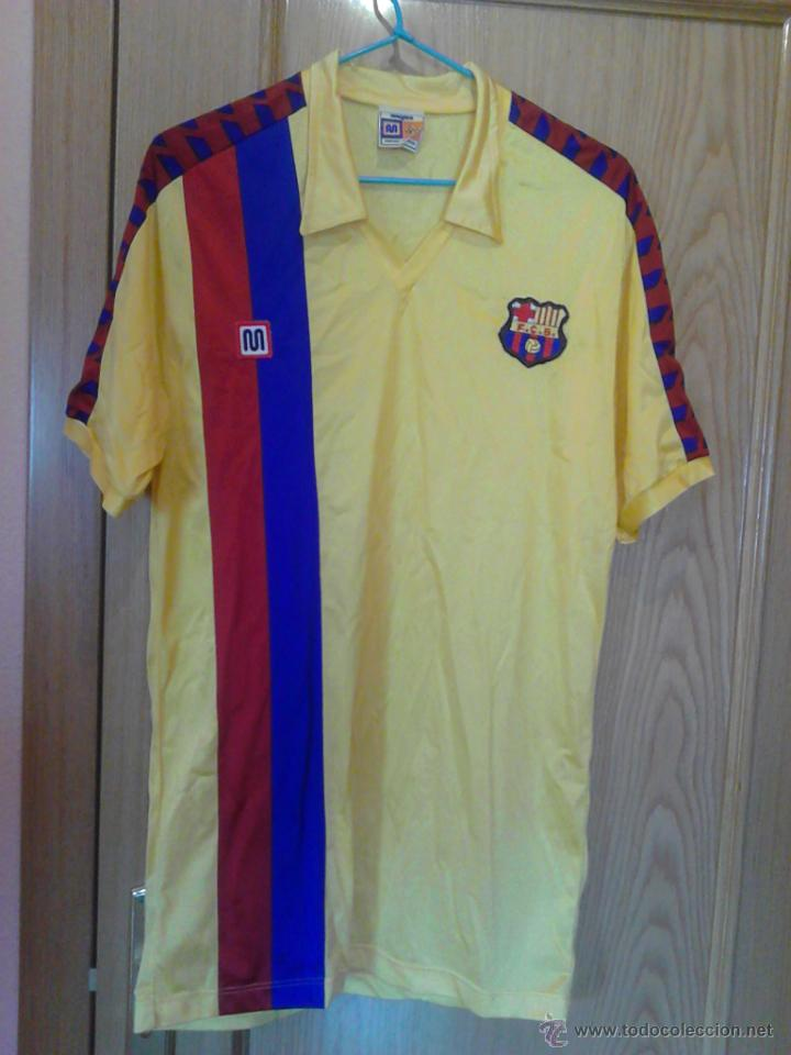 comprar camiseta Barcelona en venta