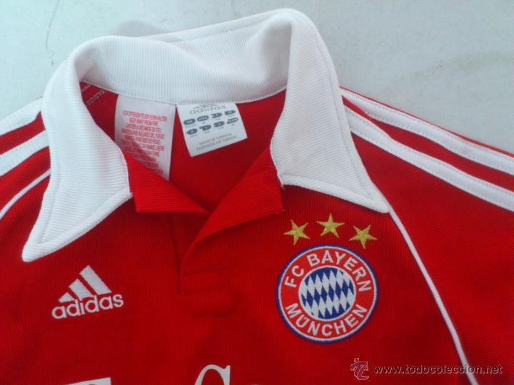 camisetas de futbol FC Bayern München niños