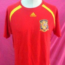 Sports collectibles - CAMISETA FUTBOL ORIGINAL ADIDAS SELECCION ESPAÑOLA ESPAÑA DAVID VILLA TALLA XL - 45517734