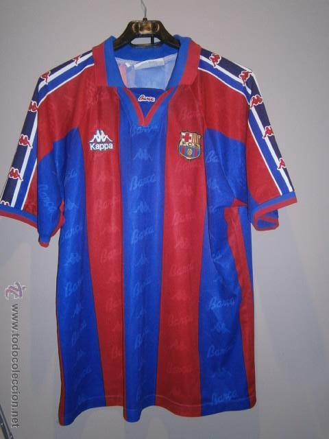 476e146b31d92 Camiseta barcelona kappa de ronaldo con dorsal - Vendido en Venta ...