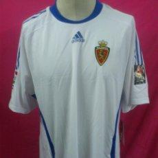 Coleccionismo deportivo: CAMISETA FUTBOL ORIGINAL ADIDAS REAL ZARAGOZA NUEVA SIN USAR. Lote 46759048