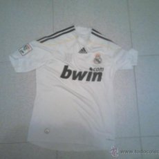 Sports collectibles - camiseta del real madrid - 47130695