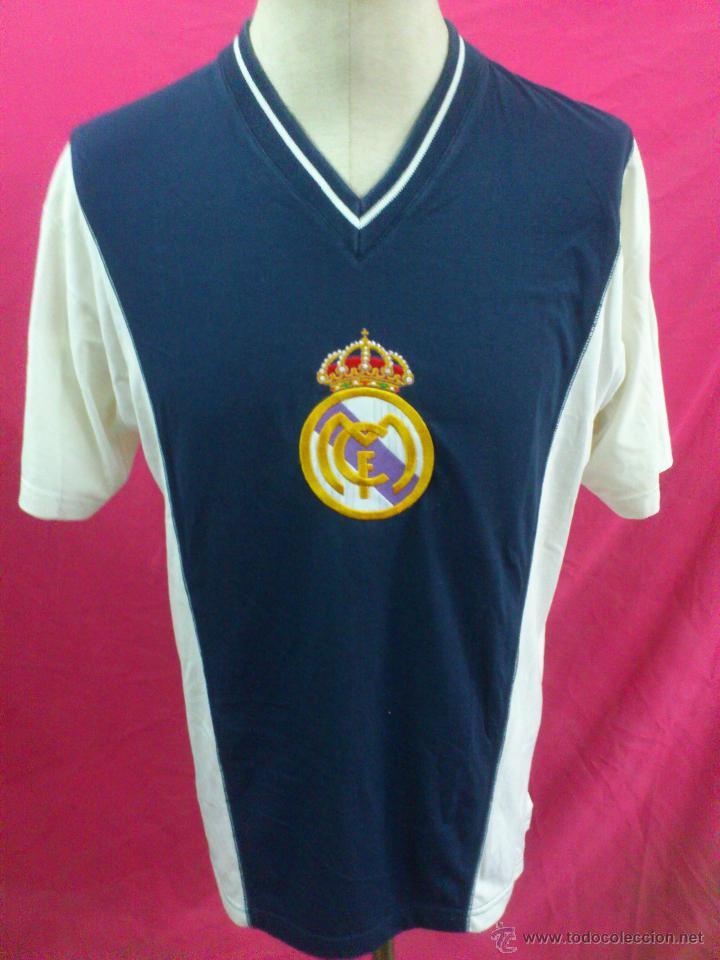 CAMISETA FUTBOL REAL MADRID C.F. PRODUCTO OFICIAL SPECIAL COLLECTION (Coleccionismo Deportivo - Ropa y Complementos - Camisetas de Fútbol)