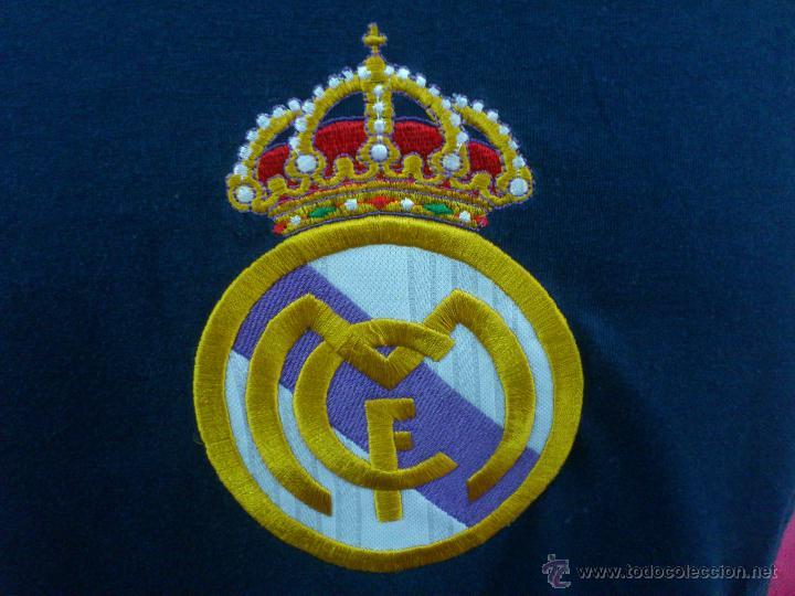 Coleccionismo deportivo: CAMISETA FUTBOL REAL MADRID C.F. PRODUCTO OFICIAL SPECIAL COLLECTION - Foto 2 - 47324722