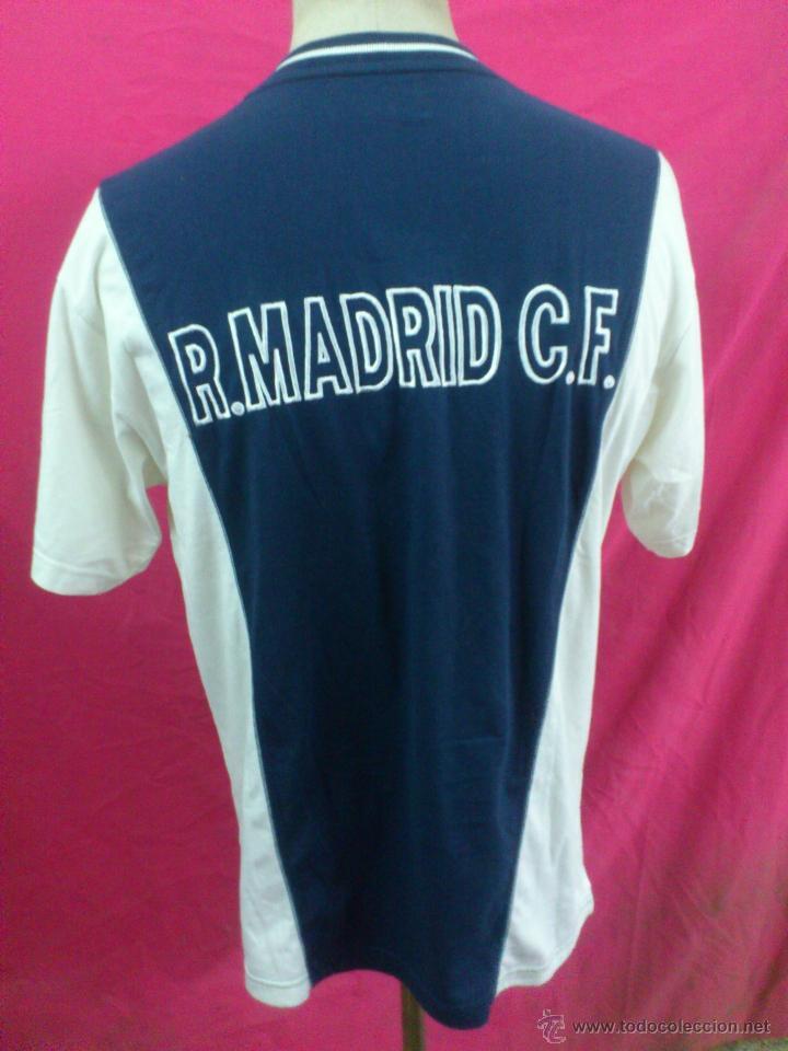 Coleccionismo deportivo: CAMISETA FUTBOL REAL MADRID C.F. PRODUCTO OFICIAL SPECIAL COLLECTION - Foto 3 - 47324722