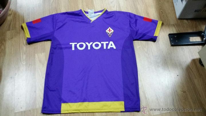 comprar camiseta Fiorentina futbol