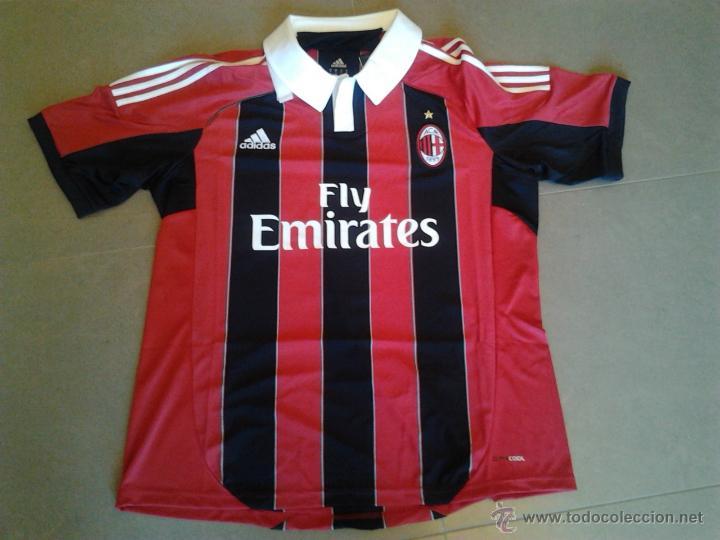 camisetas de futbol AC Milan nuevo