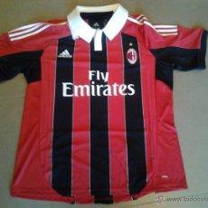 Coleccionismo deportivo: CAMISETA AC. MILAN. TEMPORADA 2012-13. ADIDAS. TALLA XL. NUEVA.. Lote 198567871